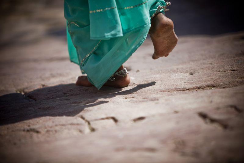 De ecologische voetafdruk van INDIA is 1,2