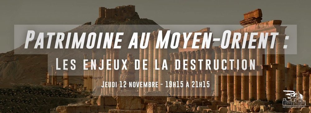 12 novembre 2015    Organisée par Meydane SciencesPo
