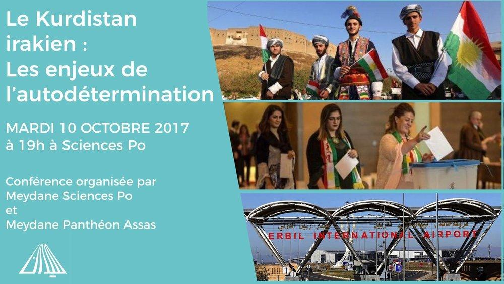 Le 10 octobre 2017    Organisée par Meydane Panthéon-Assas et Meydane SciencesPo