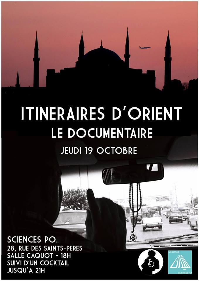 19 Octobre 2017    Projection documentaire