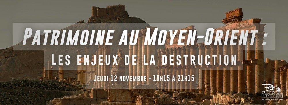 Le 12 novembre 2015    Organisée par Meydane SciencesPo