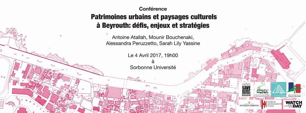 Le 4 avril 2017    Organisée par Meydane Panthéon-Sorbonne