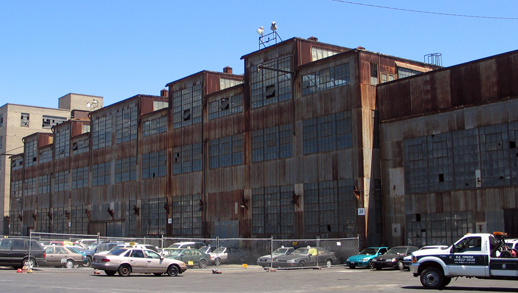 Pier 70, San Francisco