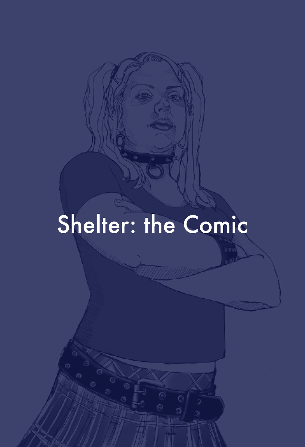 Shelter: the Comic Image - Pauline Conley