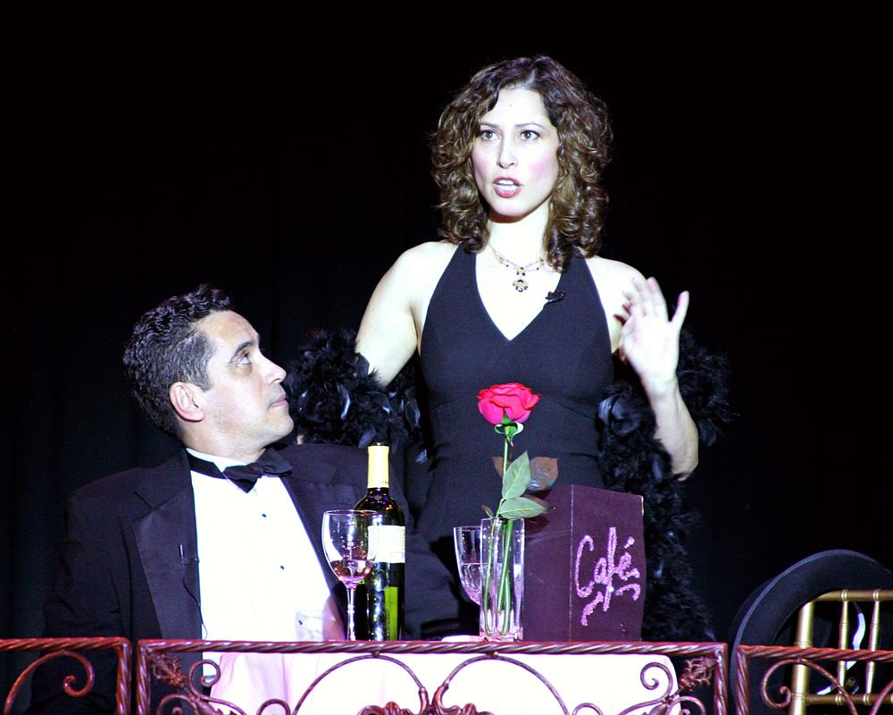 Carmen Lamar in Rendezvous