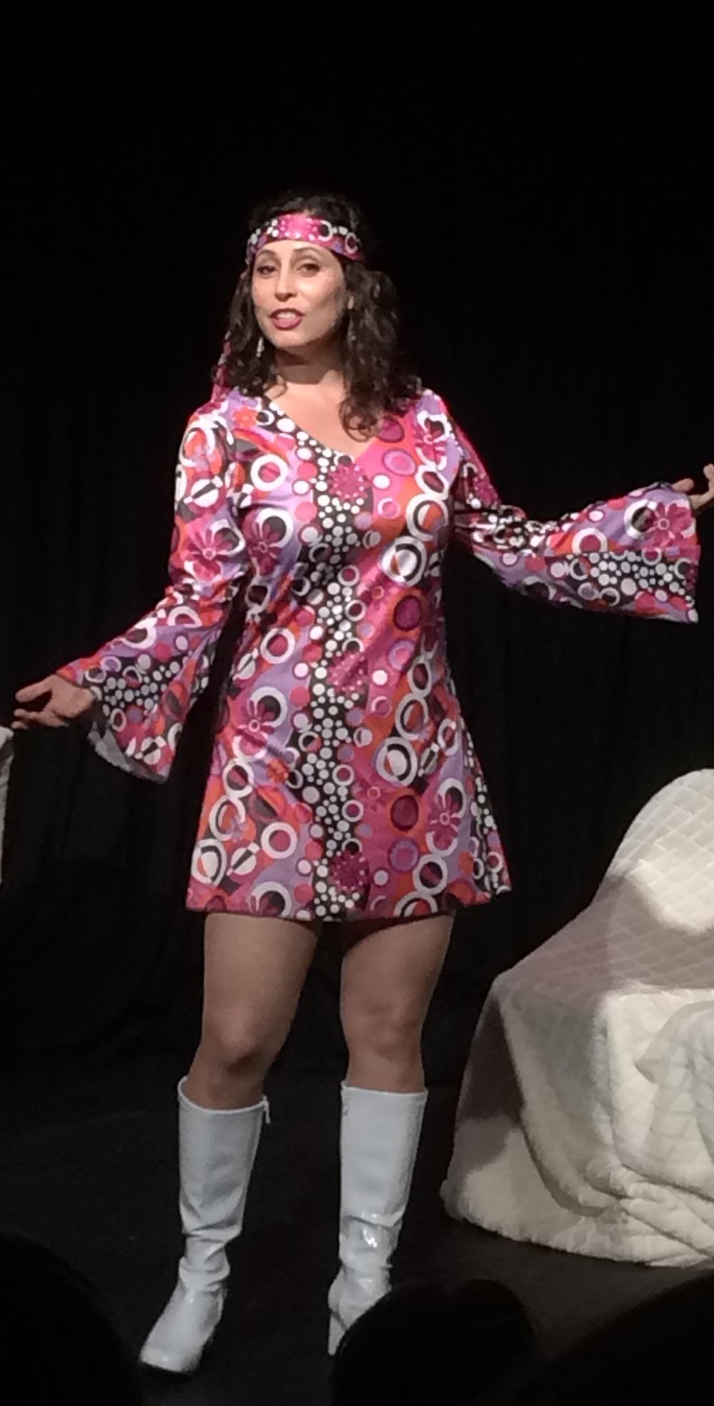 Carmen Lamar in Glockcoma