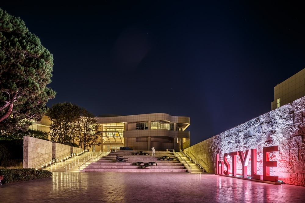 Hosted by Ariel Foxman, Editorial Director of InStyle Magazine  Location Getty Museum