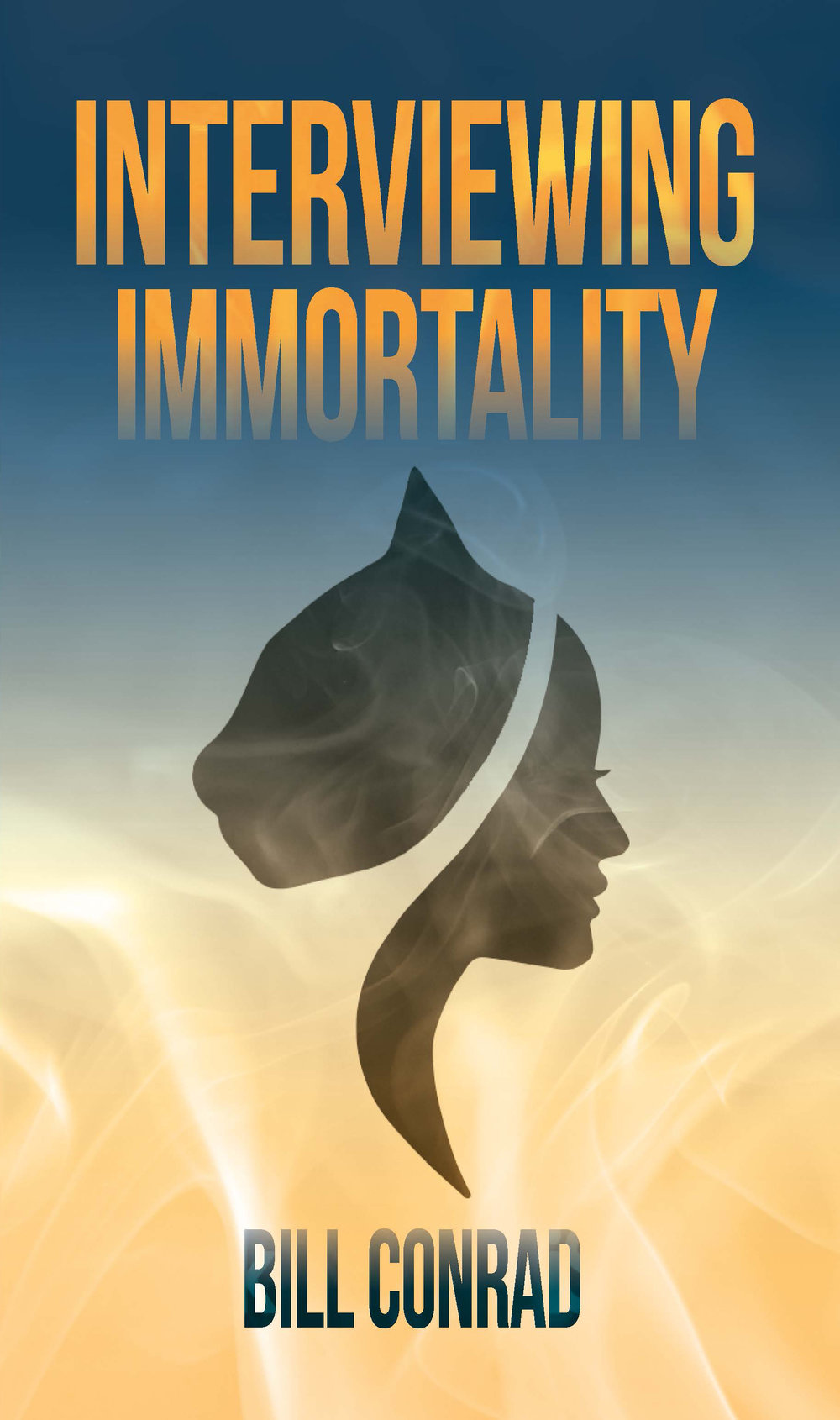 Bill Conrad, Interviewing Immortality