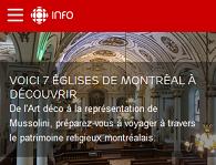 Voici 7 églises de Montréal à découvrir