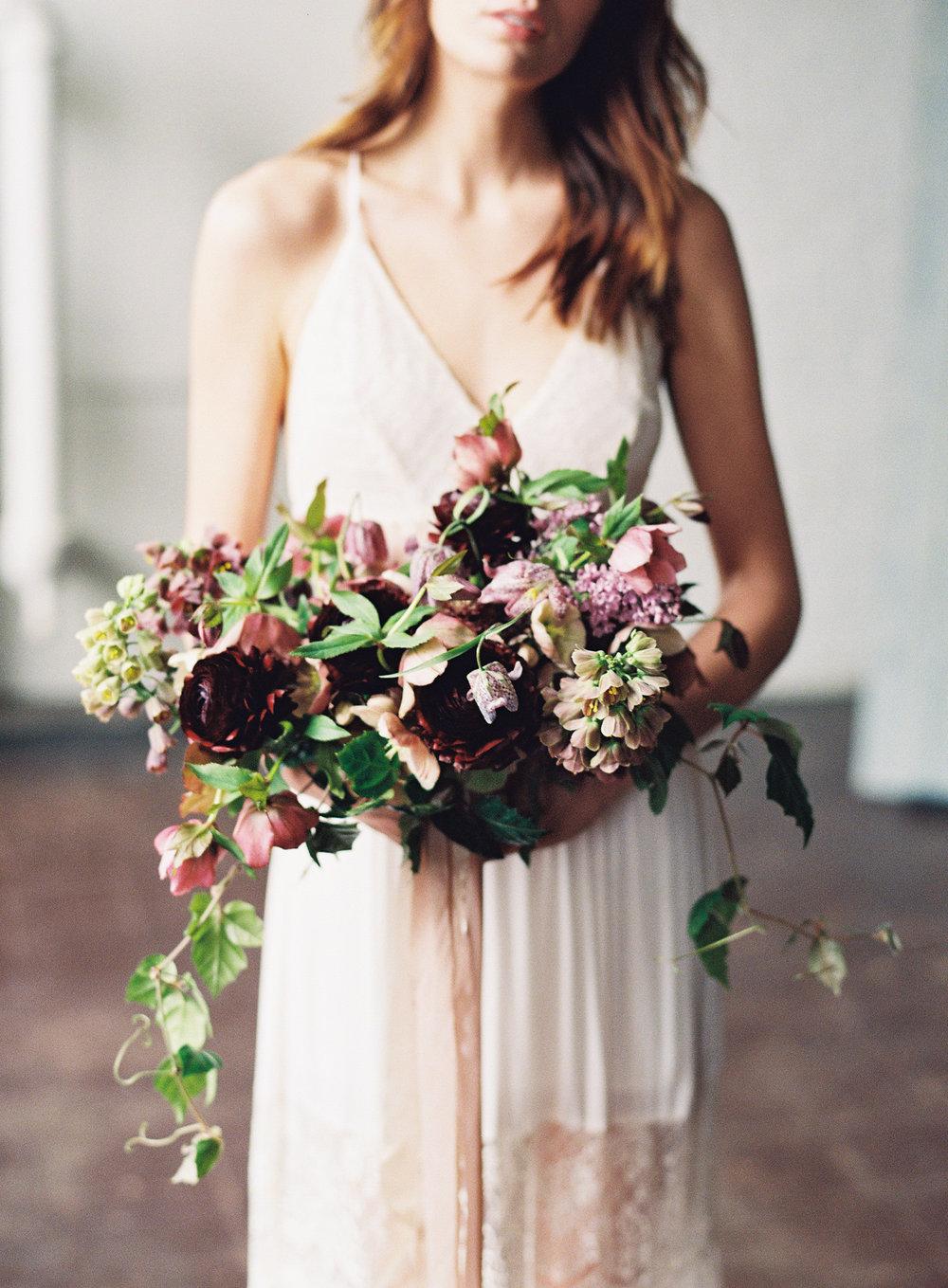 Bold Spring Wedding Inspiration