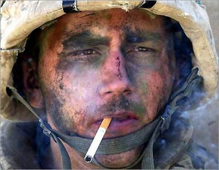 James Blake Miller, The Marlboro Man, Iraq War, Time Magazine
