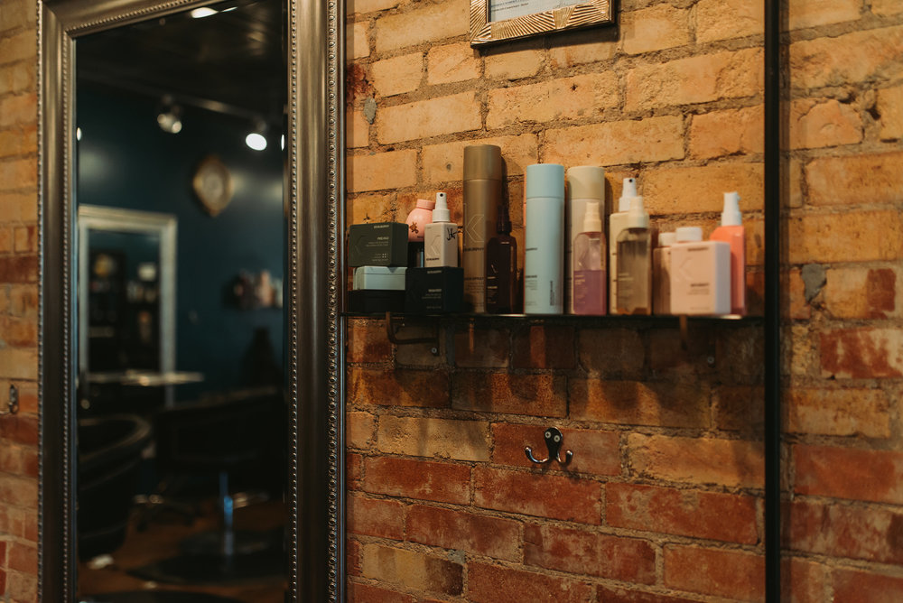 the salon -
