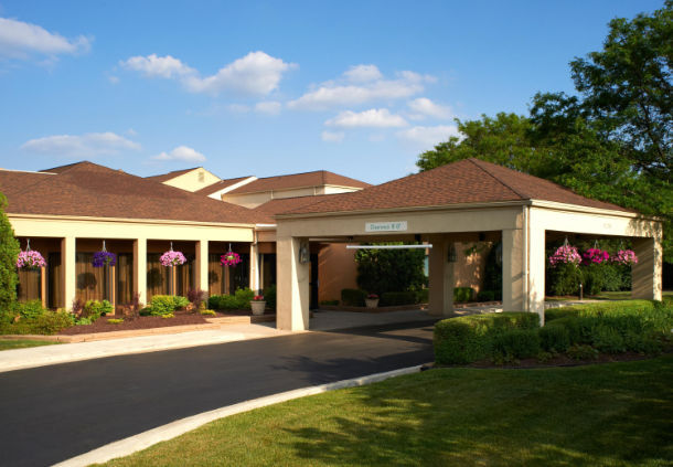 Courtyard by Mariott - 5200 Mercury Drive | Dearborn, MI 481262.7 miles from conference