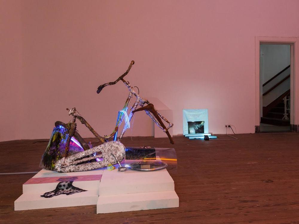 installation view,gabriel rolt gallery,2016