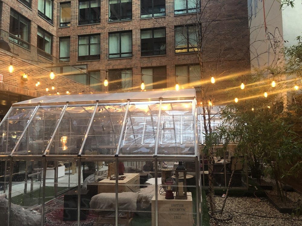 Greenhouse Projections -