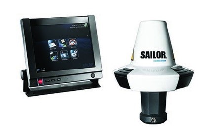 SAILOR 6110 Mini-C GMDSS provides GMDSS, SSAS and LRIT