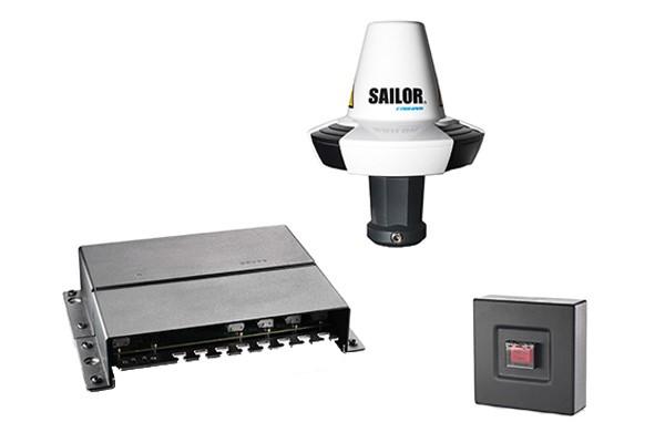 SAILOR 6130 Mini-C LRIT enables LRIT compliance