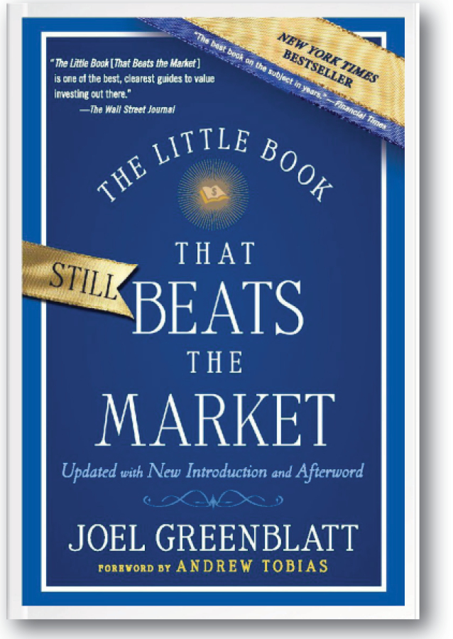 Copy of Little Book That Beats The Market