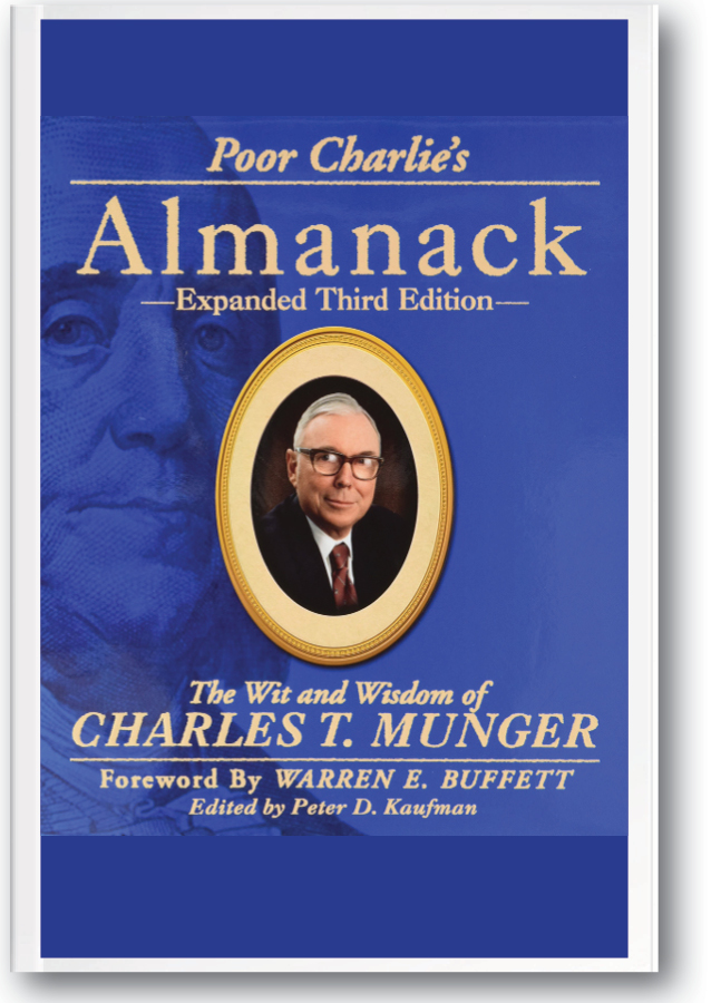 Copy of Poor Charlie's Almanac