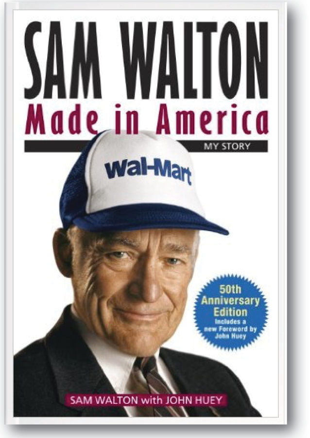 Copy of Sam Walton: Made In America