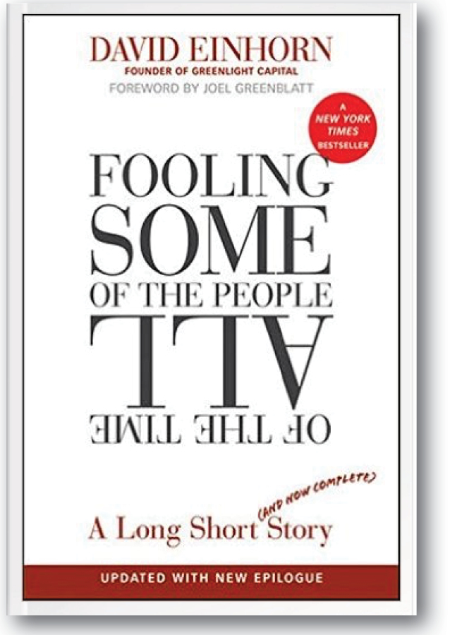 Copy of Fooling Some of the People All of the Time
