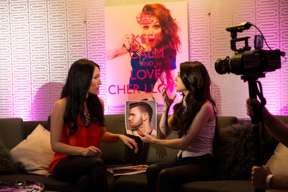Angela Lauren Cher Lloyd