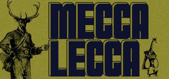 Jonny Leather / Mecca Lecca