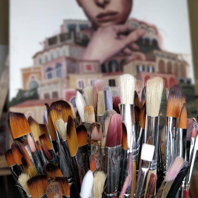 Mmmm... So many brushes