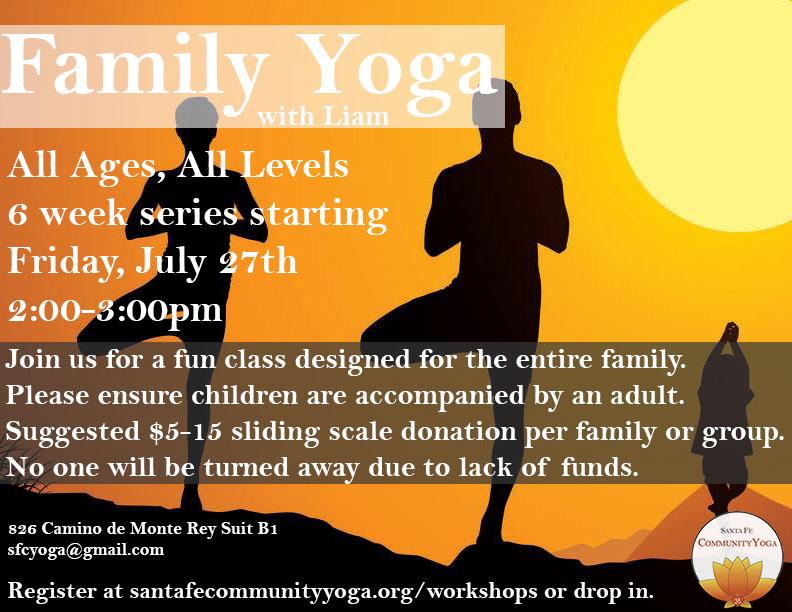 Family Yoga — Santa Fe Community Yoga Center
