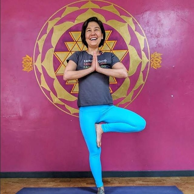 We couldn't do what we do without our amazing teachers! Check out some of their amazing classes by clicking the link in our bio ➡️ bonus: take each or their classes for FREE all month long! #freeyoga