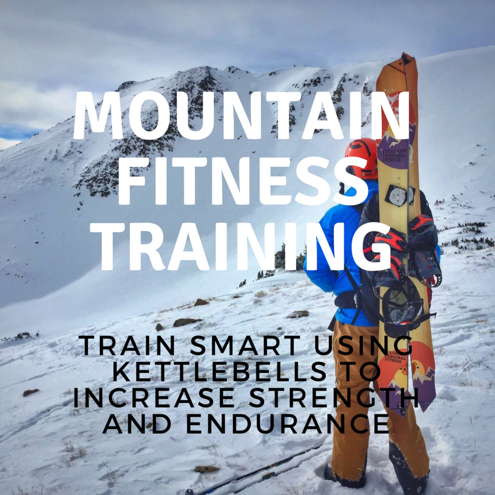 "Then there is the Mountain Fitness Training ""workout"" only using just kettlebells. No instructional videos, just the training plan $59"