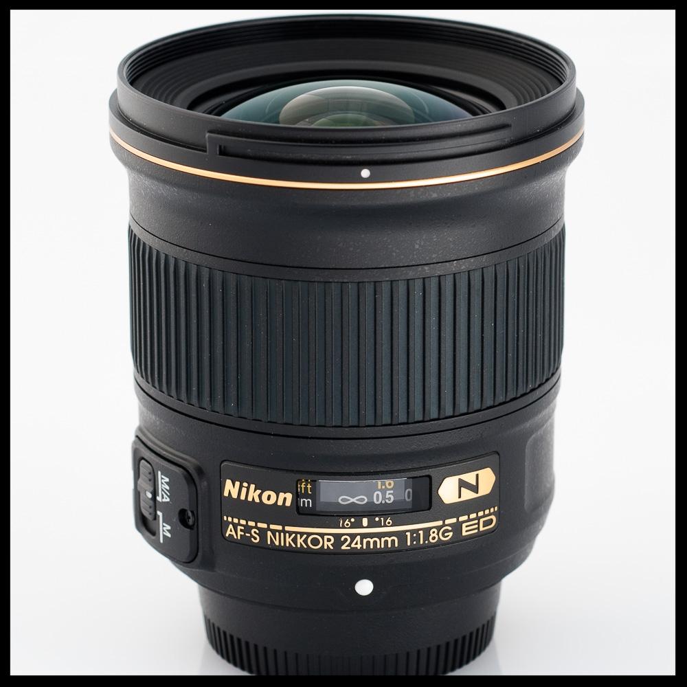 NIKKOR 24mm/1.8G