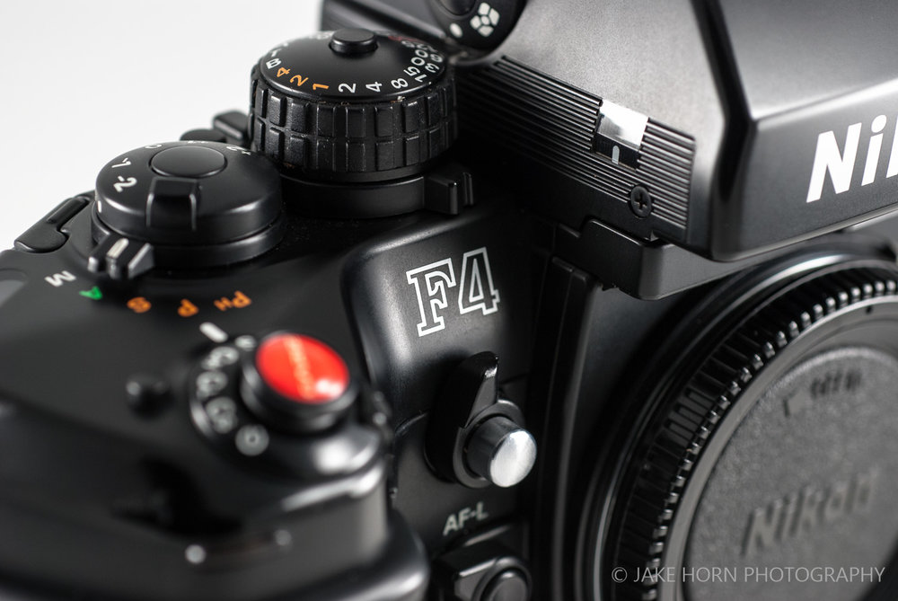 Last Truly Tactile Nikon SLR