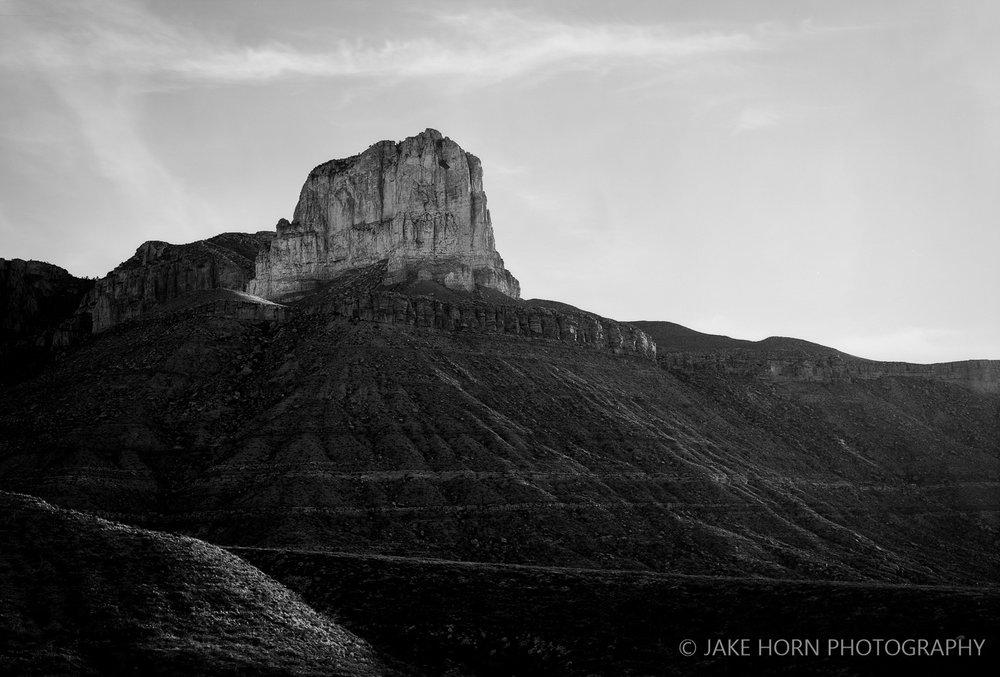 El Capitan Guadalupe NP:  Fotoman 69HPS  | Schneider Super Angulon 120/8
