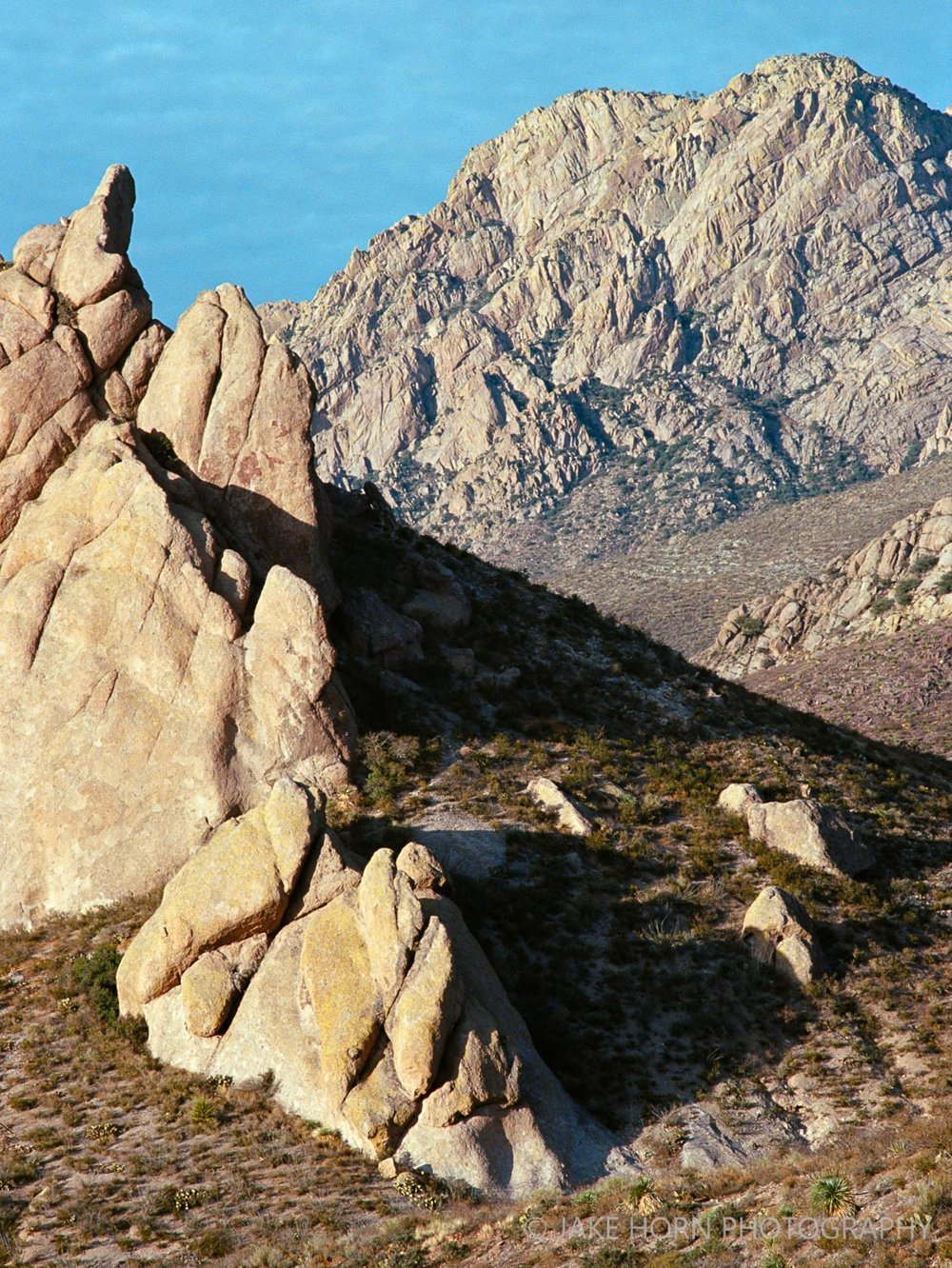 Organ Mountains, NM - Nikon F | Ektar 100 | F5.6   ( Purchase Print )
