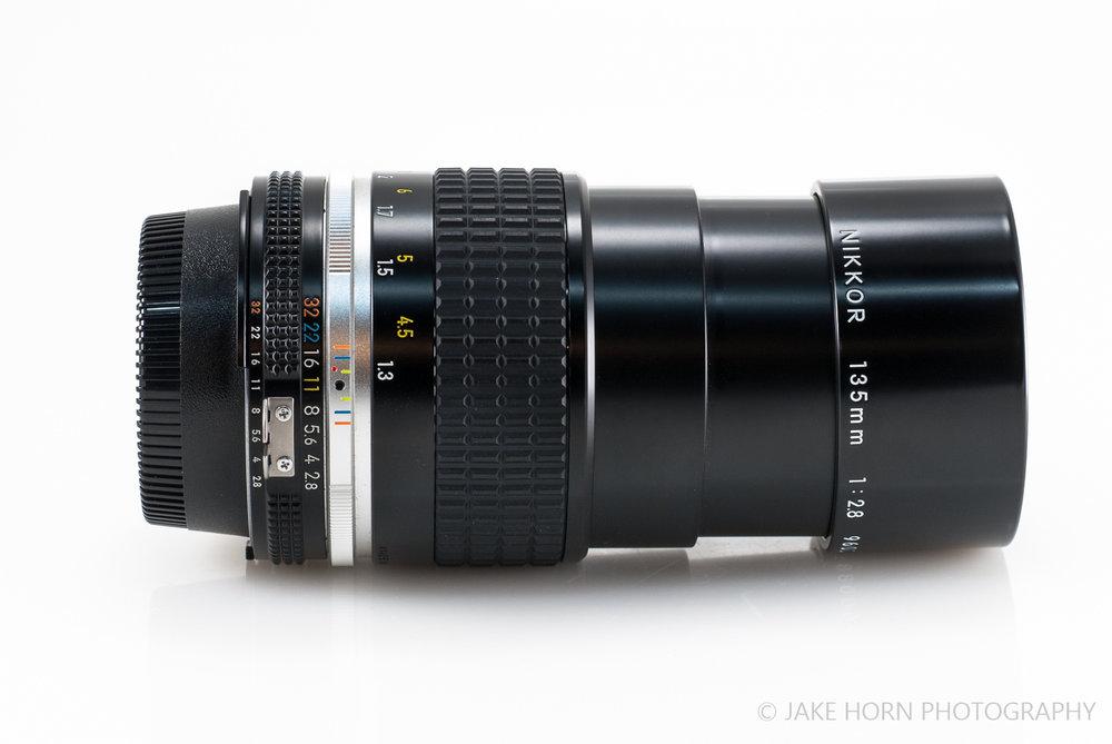 Longest Configuration (Hood Extended) - 120mm