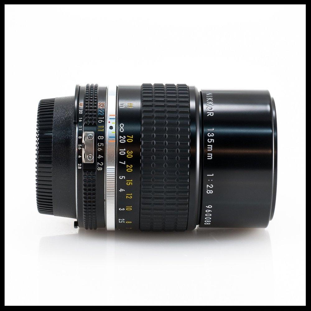 Nikkor 135mm/2.8