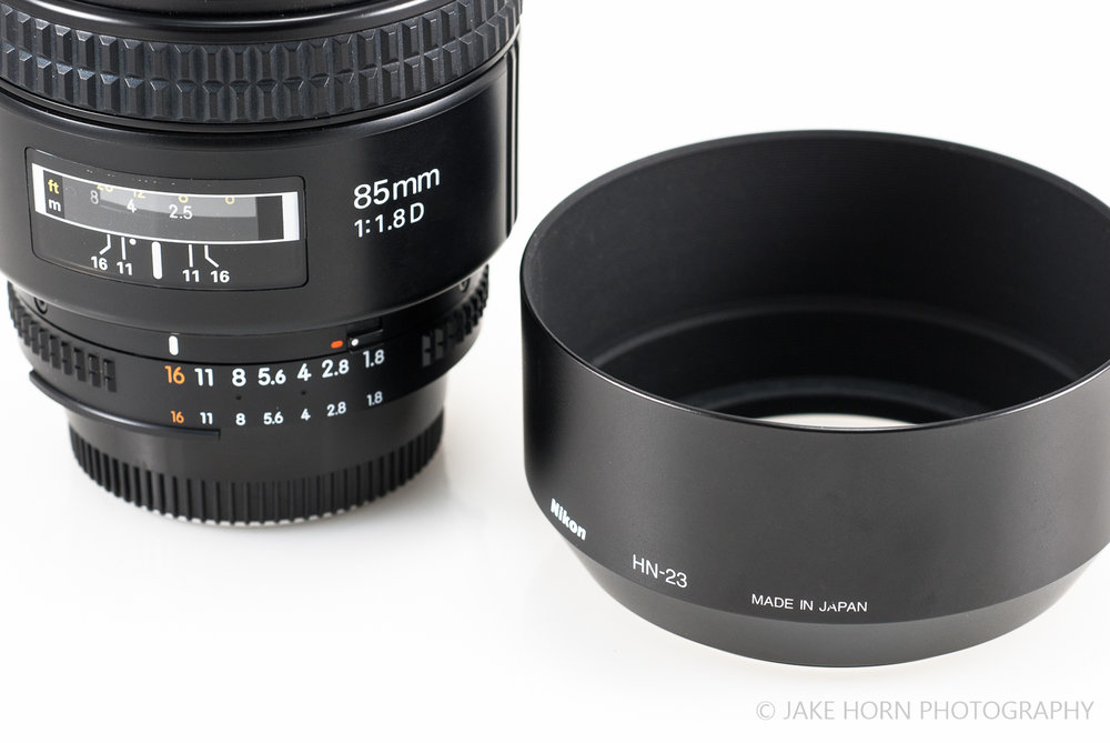 The Nikon HN-23 Hood