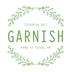 Garnish Finishing Salt