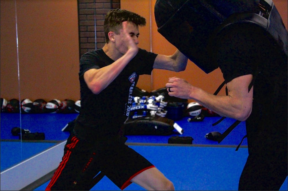 Teen Classes - age appropriate self-defense