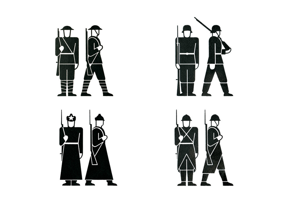 Photo: Gerd Arntz Web Archive