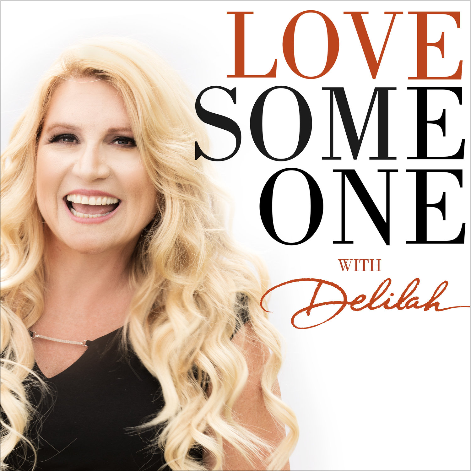 Nighttime radio host and book author, Delilah
