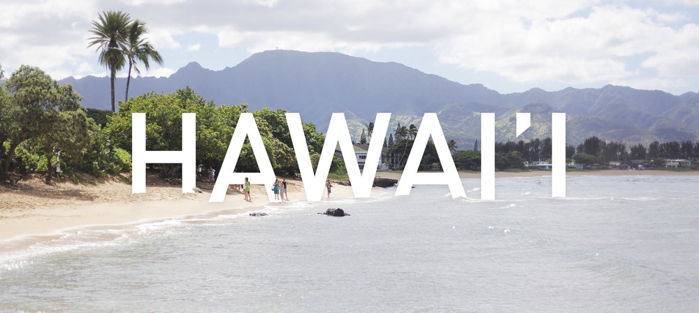the aloha state _