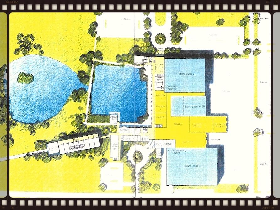 25 Acre Studio Lot