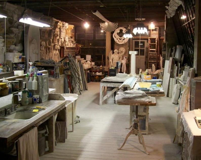 Plaster Shop