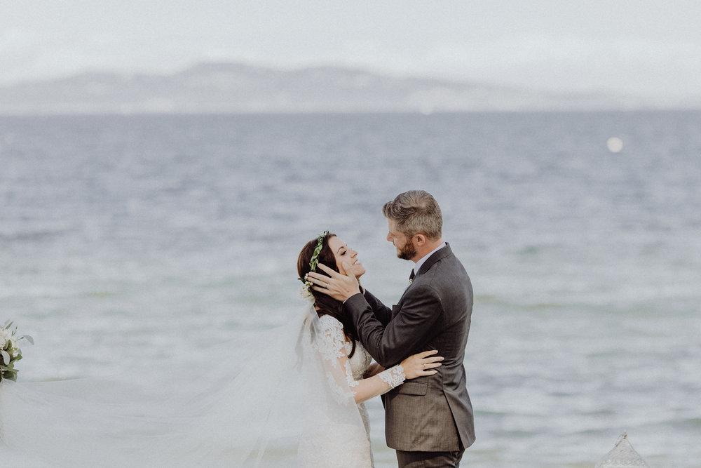 Katie & Scott - The Beach House