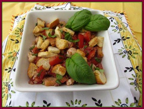 Royal Escort Bruschetta Salad