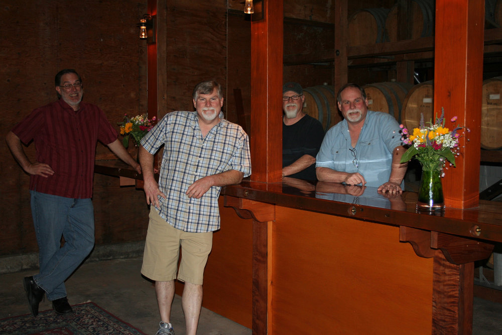 The Guys at the Bar