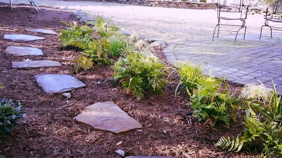 cedar mulch stone path.jpg