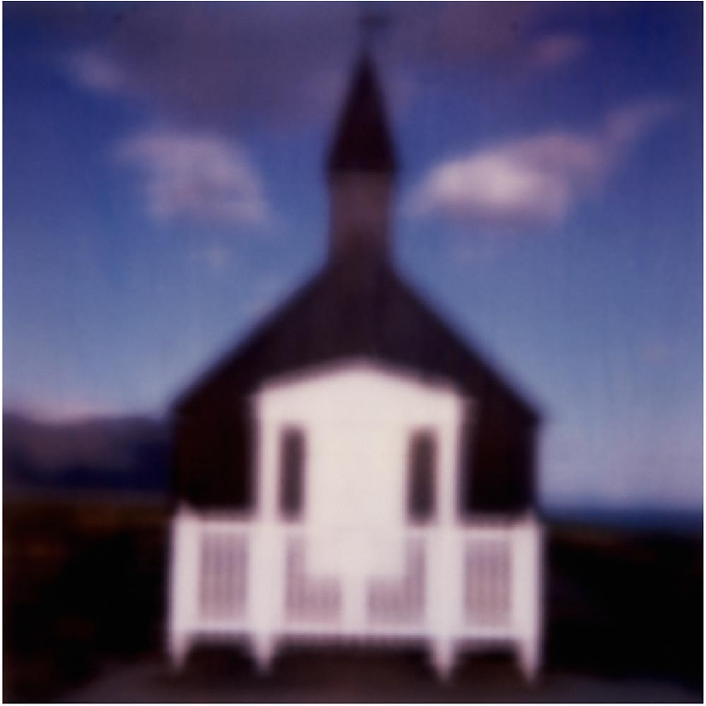 Icelandic Houses No. 3 (Church)